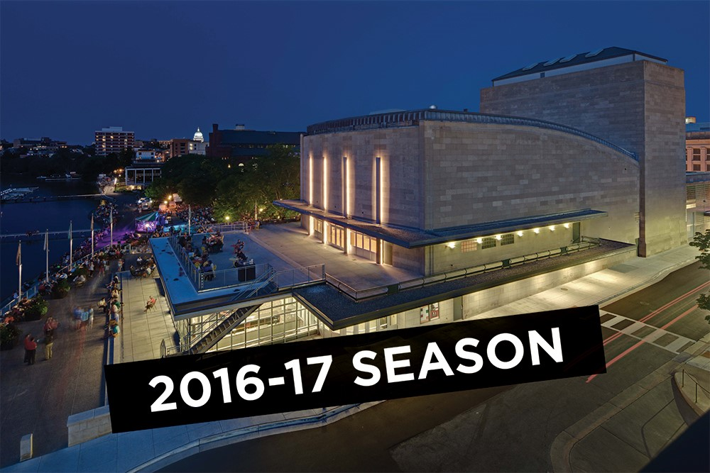 Wisconsin Union Theater 2016-17 Slider Image