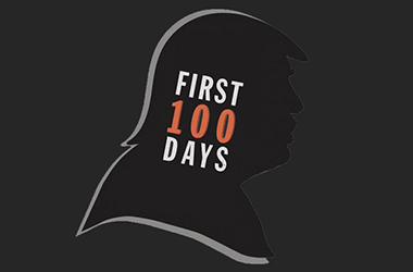 WUD Art Invites Artists' Submissions For Exhibition Regarding President's First 100 Days In Office