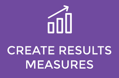 Stage 4: Create Results Measures