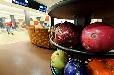 Climbing and Bowling at Sett Recreation