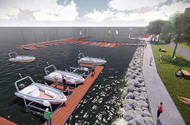 Marina and Lakefront Project