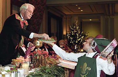 Tudor Holiday Dinner Concerts
