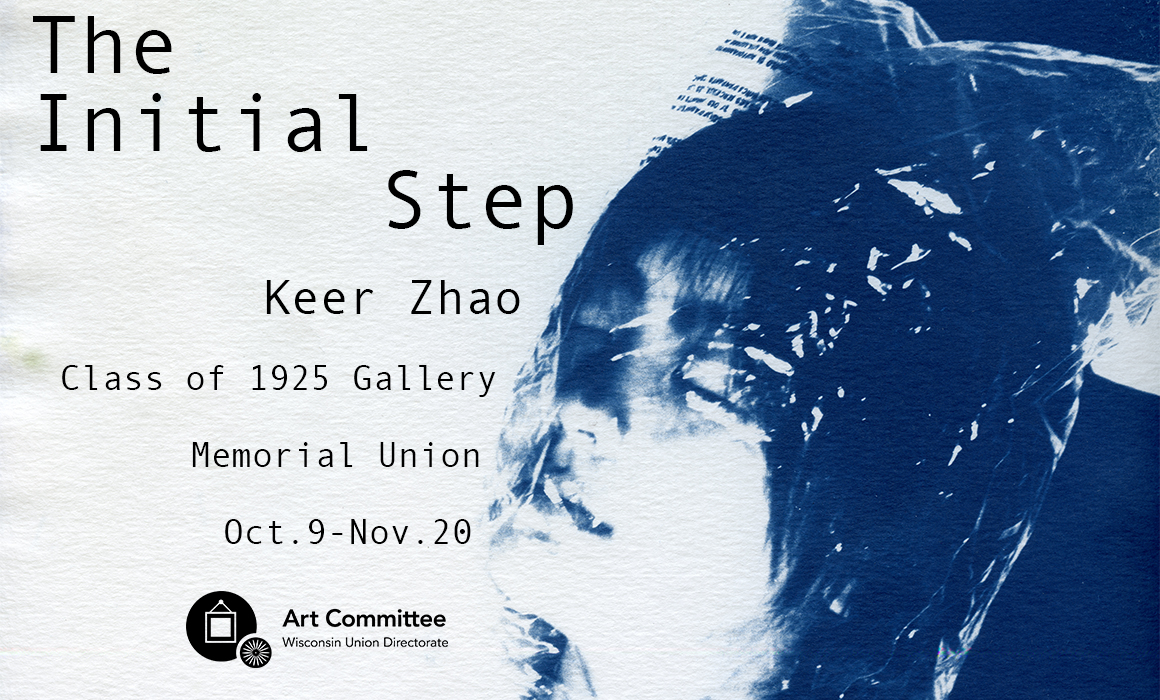"""The Initial Step"" Cyanotype Exhibition by Keer Zhao"