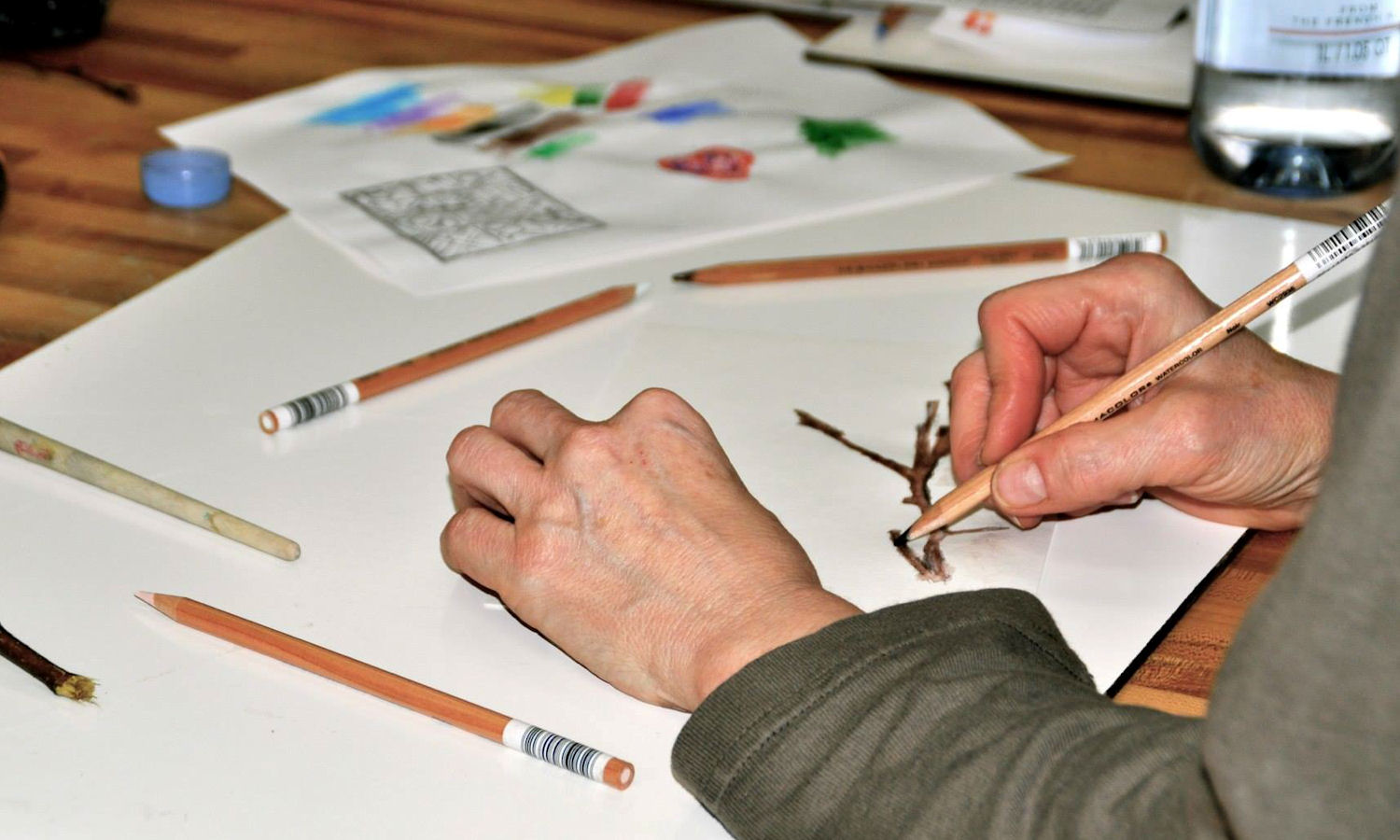 FEATURED COURSE - Drawing Basics