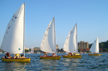 Competitive Team Support: Sailing Team