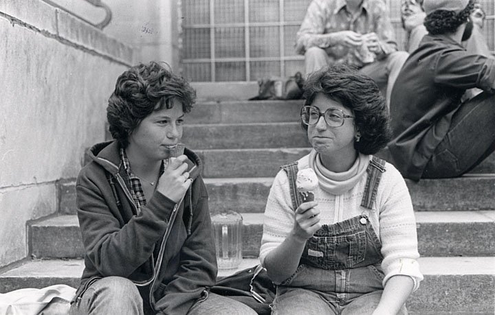 1981 Ice Cream at the Union