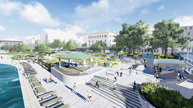 Image result for memorial union terrace