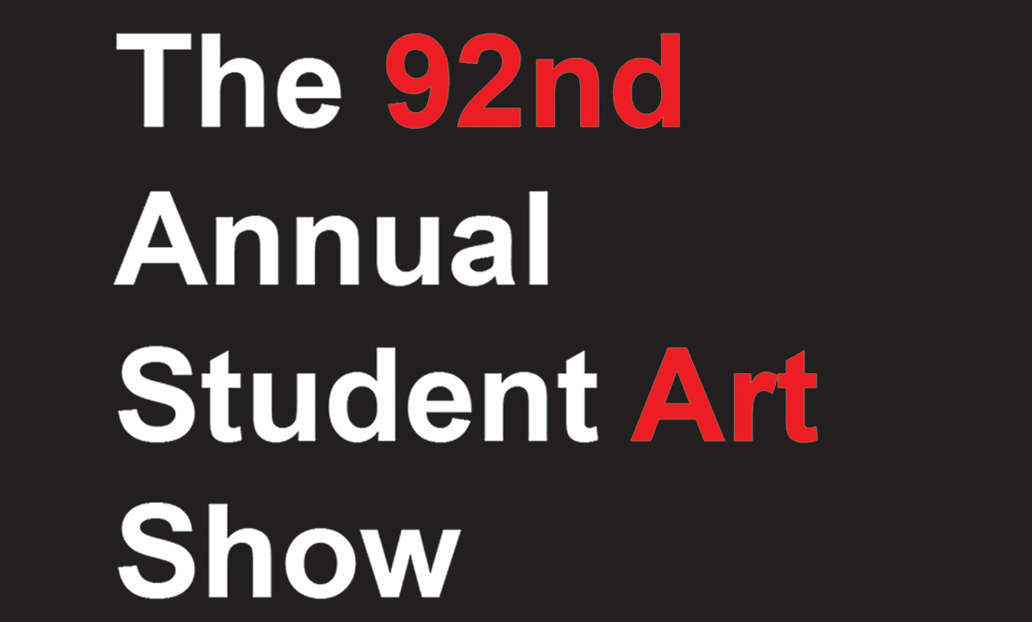 92nd Annual Student Art Show Slider Image