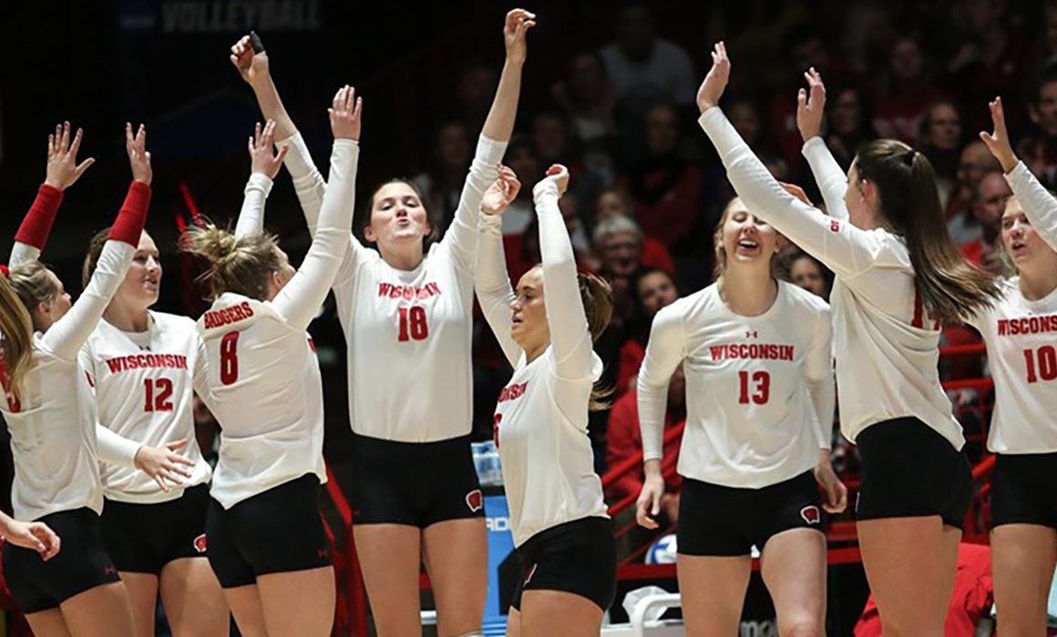 Watch Party Women S Volleyball Vs Illinois Wisconsin Union