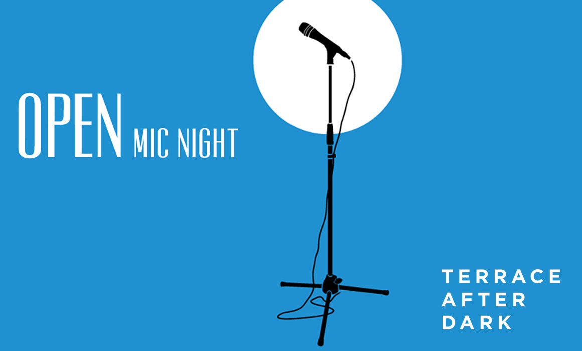 Open Mic Night Slider Image