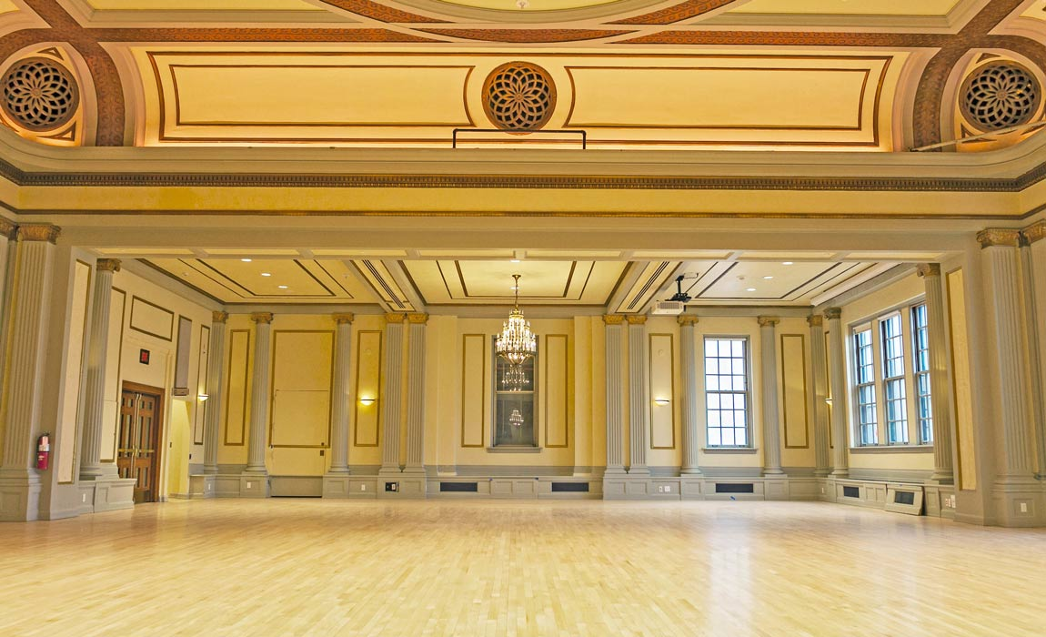 MU Great Hall Slider Image