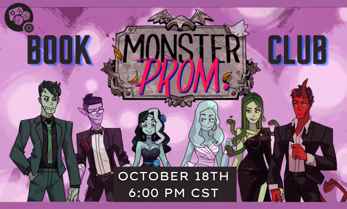 Monster Prom union image