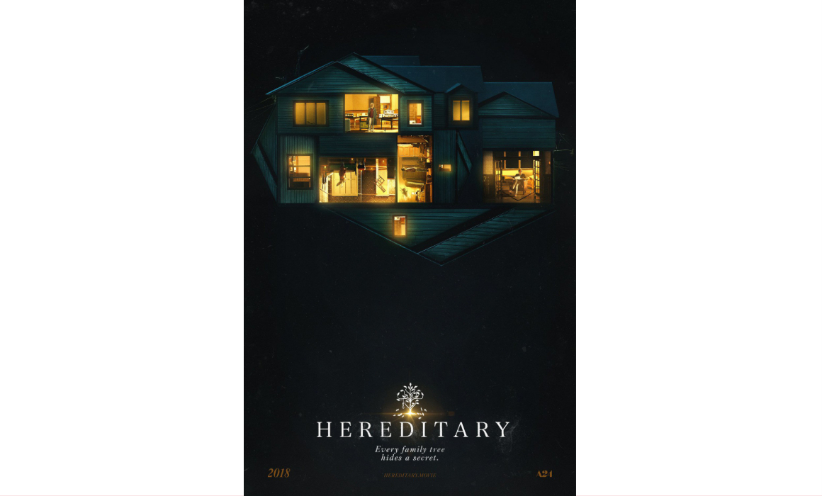 hereditary poster Slider Image