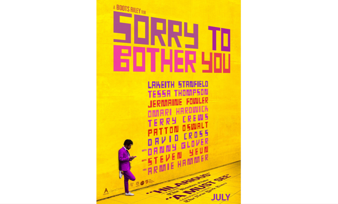 Sorry to Bother You poster Slider Image