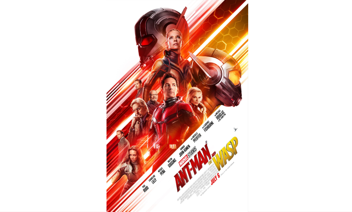 Ant-Man and the Wasp poster Slider Image