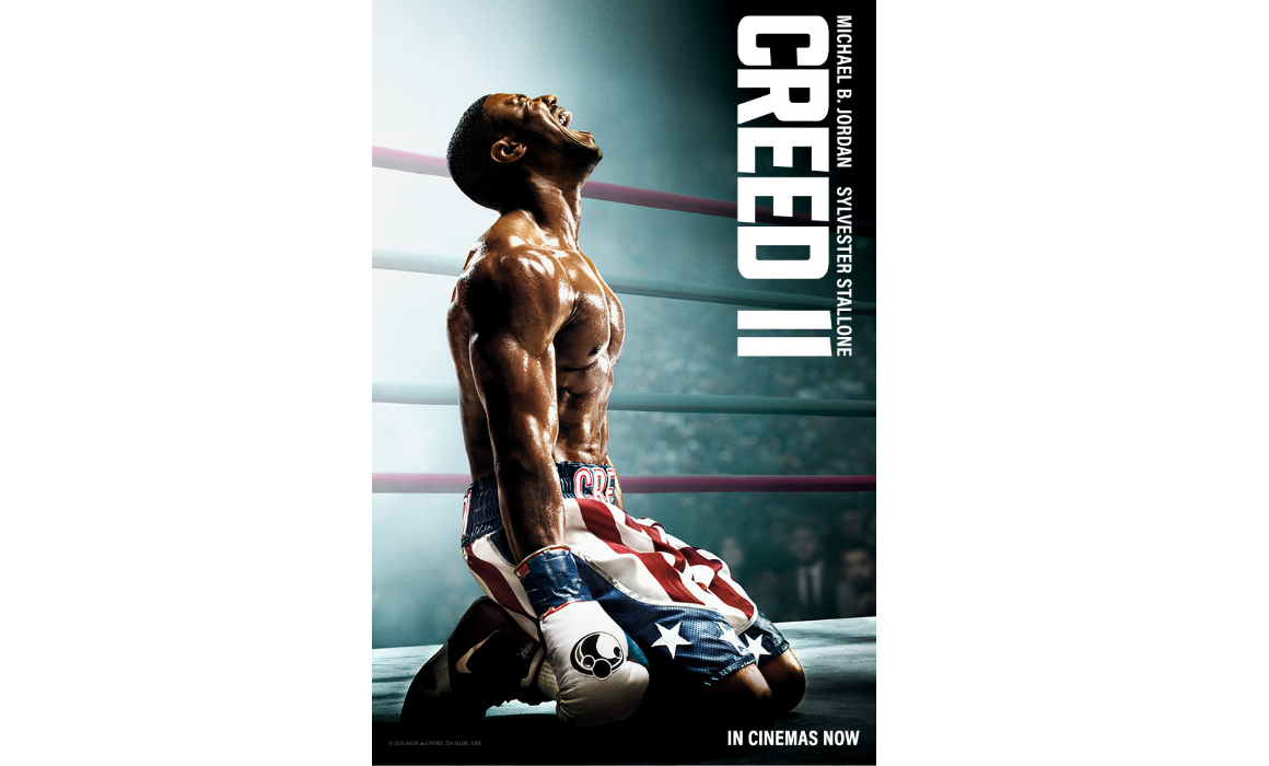Creed II poster Slider Image