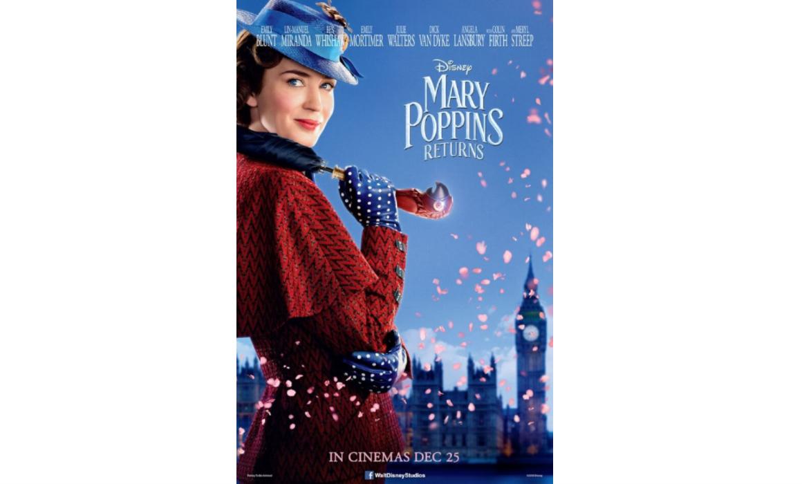 Mary Poppins Returns 2018 Wisconsin Union