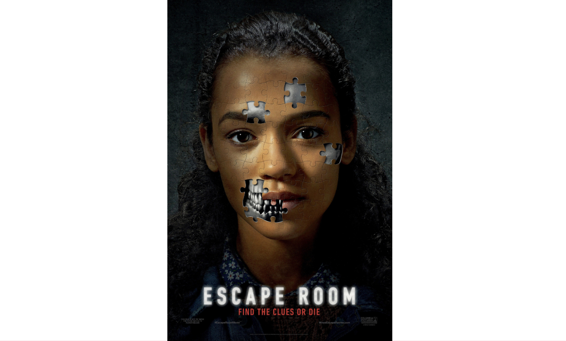 Image result for escape room movie poster 2019