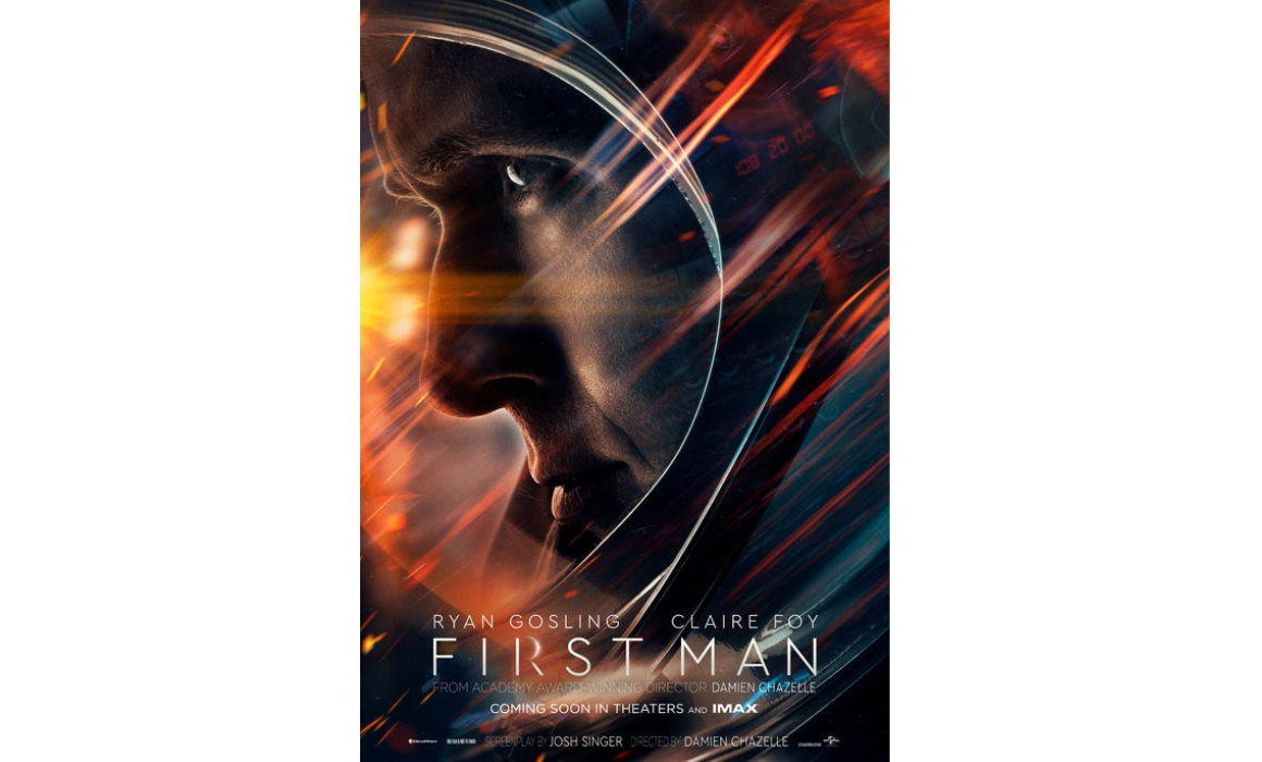 first man poster Slider Image