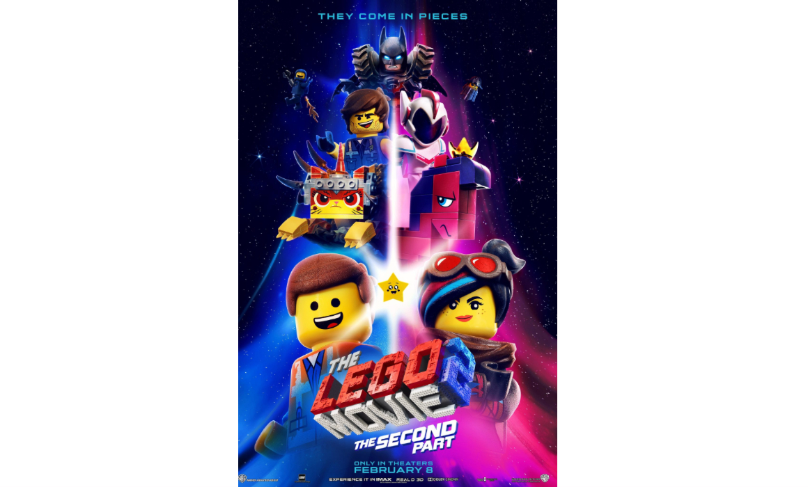 the lego movie 2 poster Slider Image