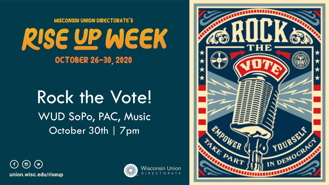Rise Up Rock the Vote
