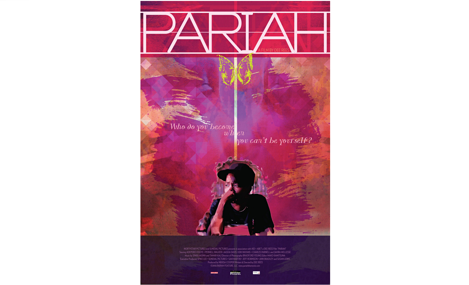 Pariah Slider Image