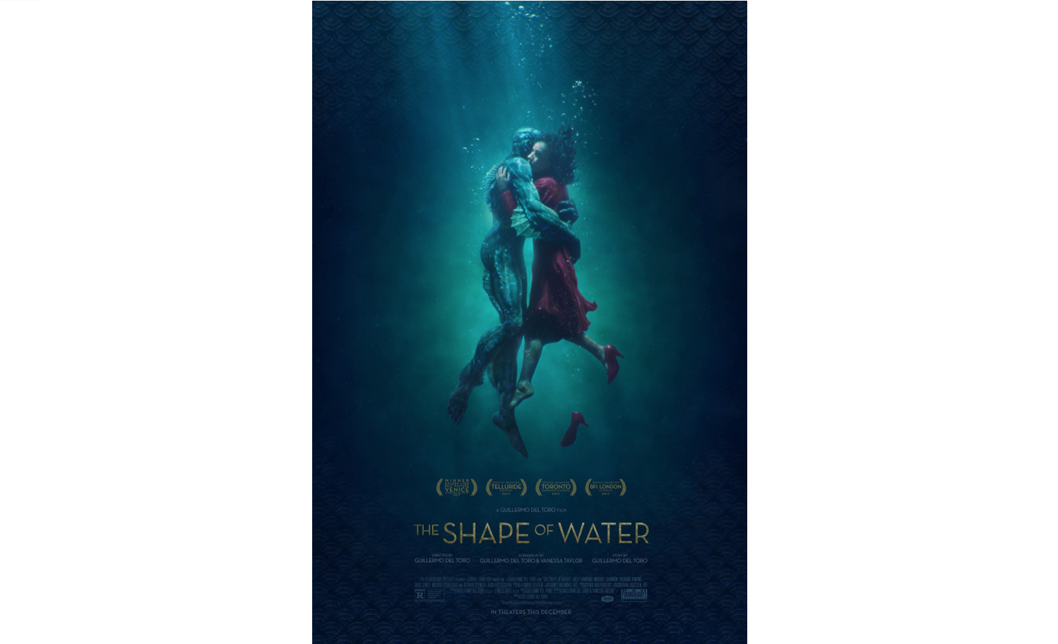 The Shape of Water (2017) » Wisconsin Union