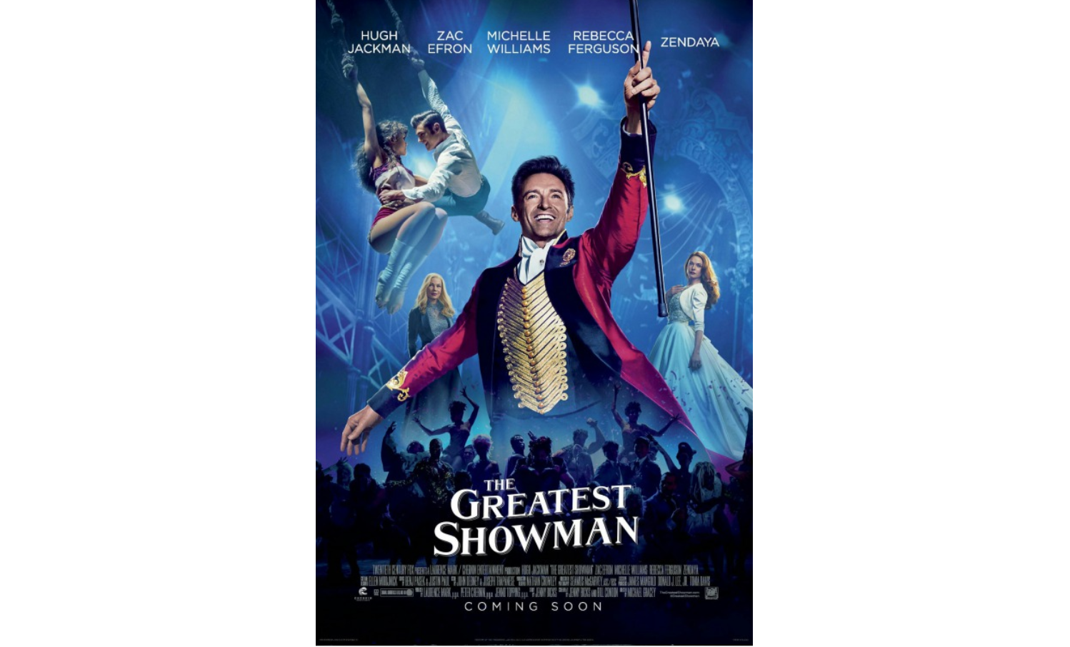 The Greatest Showman 2017 Wisconsin Union