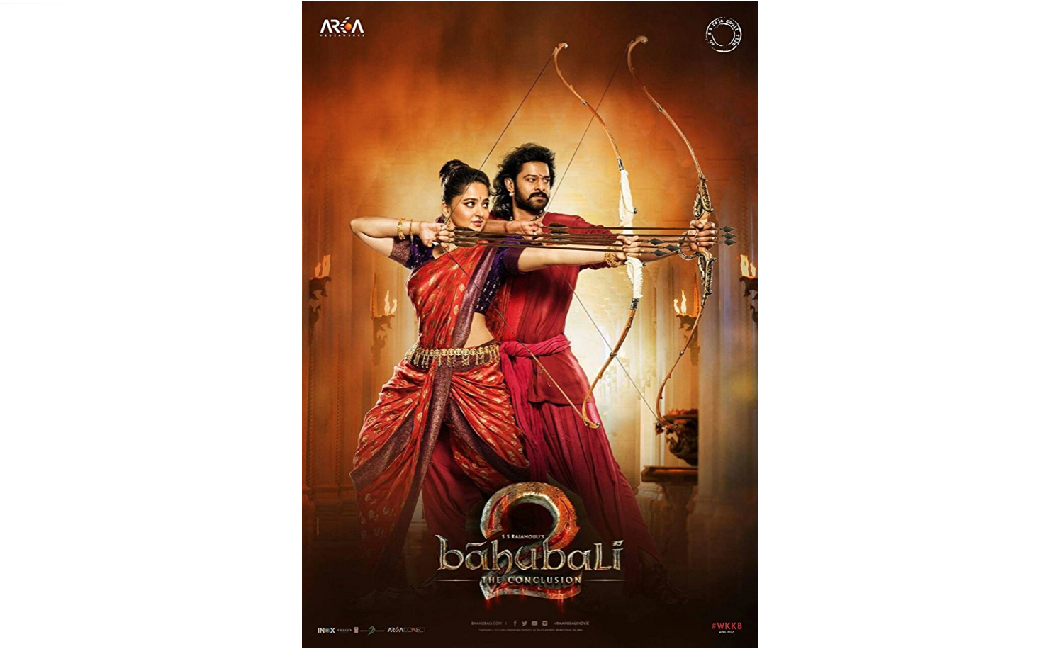 Baahubali 2 The Conclusion 2017 Wisconsin Union