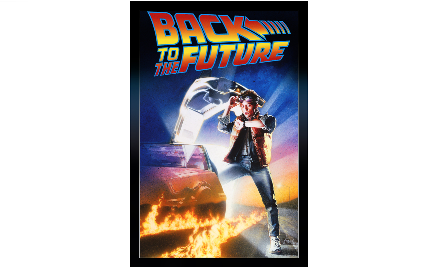 BackFuture Slider Image
