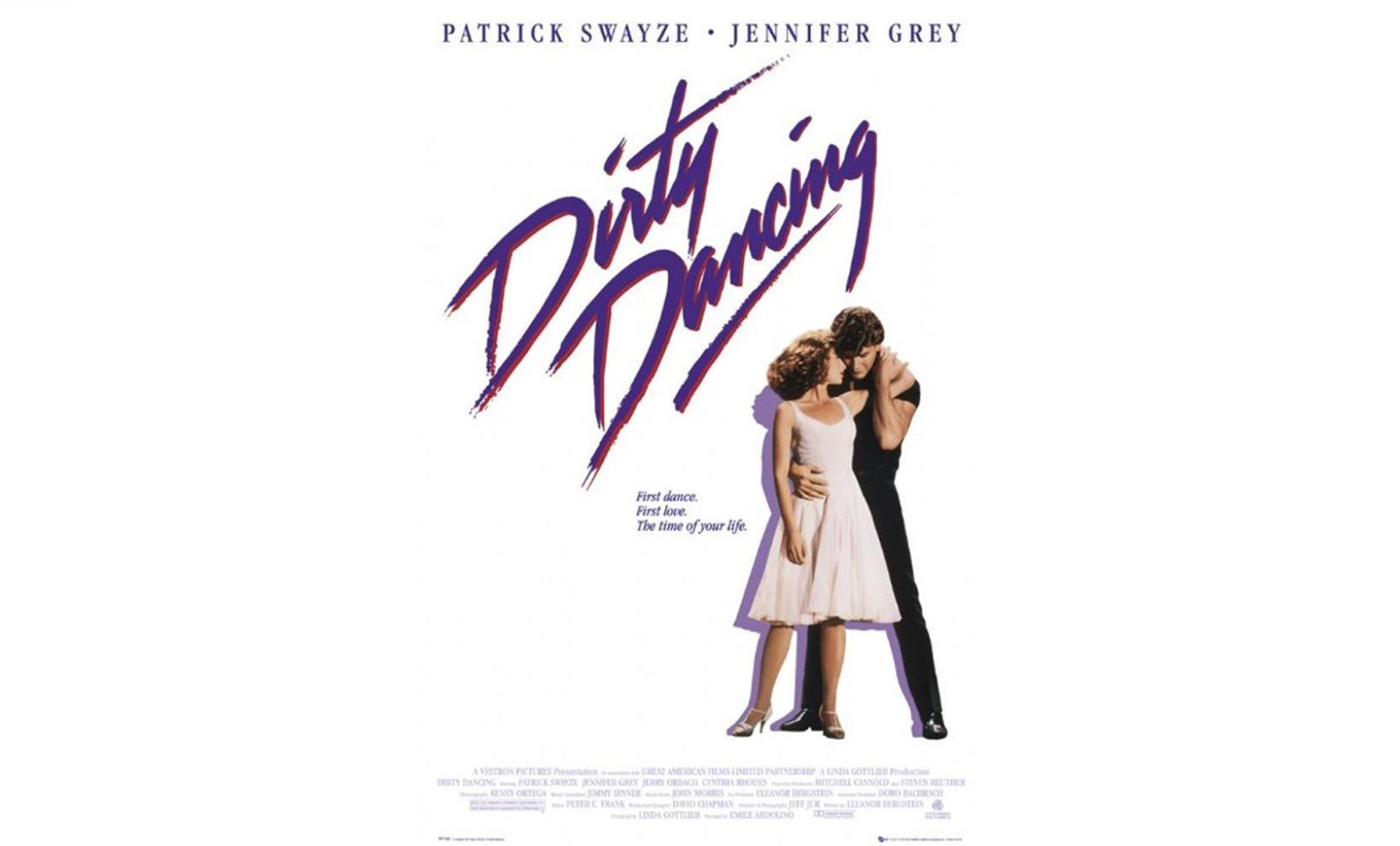 Dirty Dancing 1987 Wisconsin Union