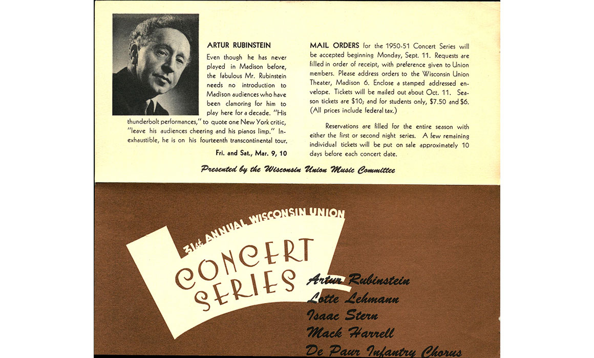 Concert Series Program Slider Image