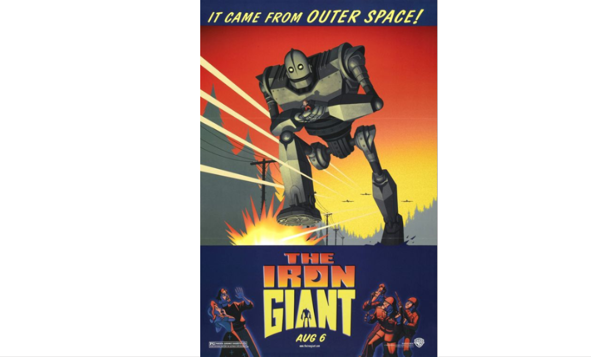 Iron Giant Poster Slider Image