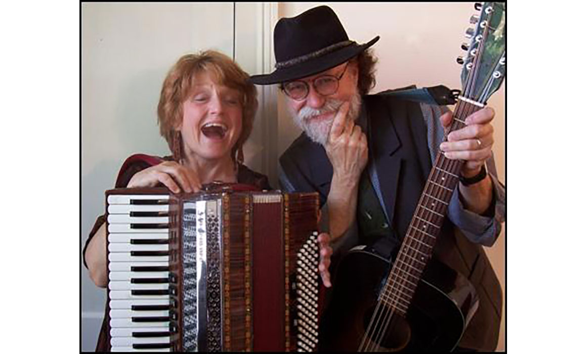 Lou And Peter Berryman Perform >> Lou And Peter Berryman Madison Reunion Wisconsin Union