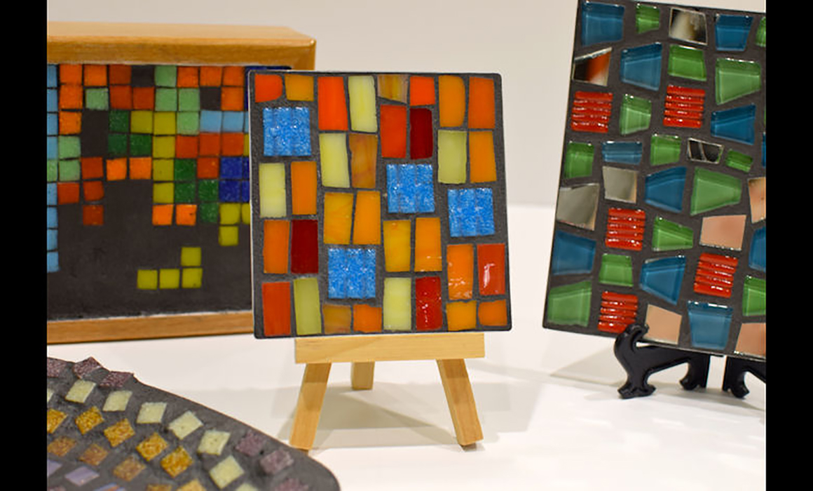Mosaic Garden Stepping Stones Stained glass mosaic garden stepping stones wisconsin union stained glass mosaic garden stepping stones mosaics slider image workwithnaturefo