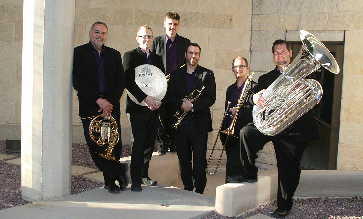 Isthmus Brass Quintet & Percussion Slider Image