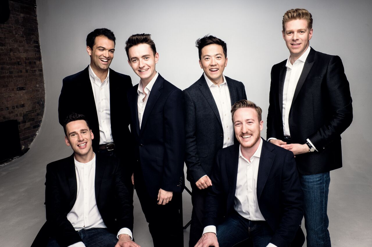 The King's Singers Slider Image