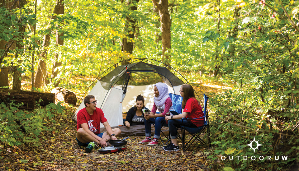Outdoor UW Camping Slider Image