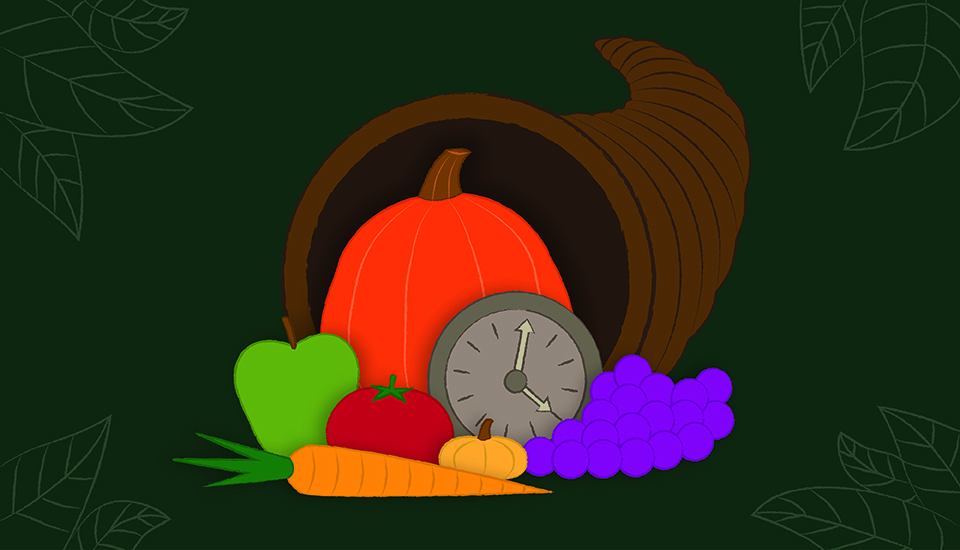 Fall Holiday Hours Slider Image