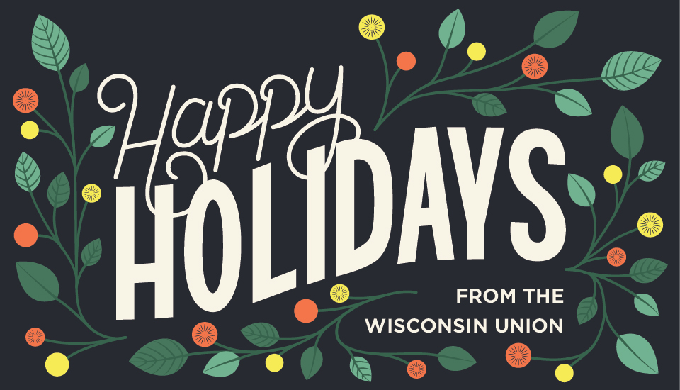 Wisconsin Union Events & Gifts Slider Image