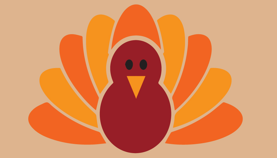 Happy Thanksgiving! Slider Image