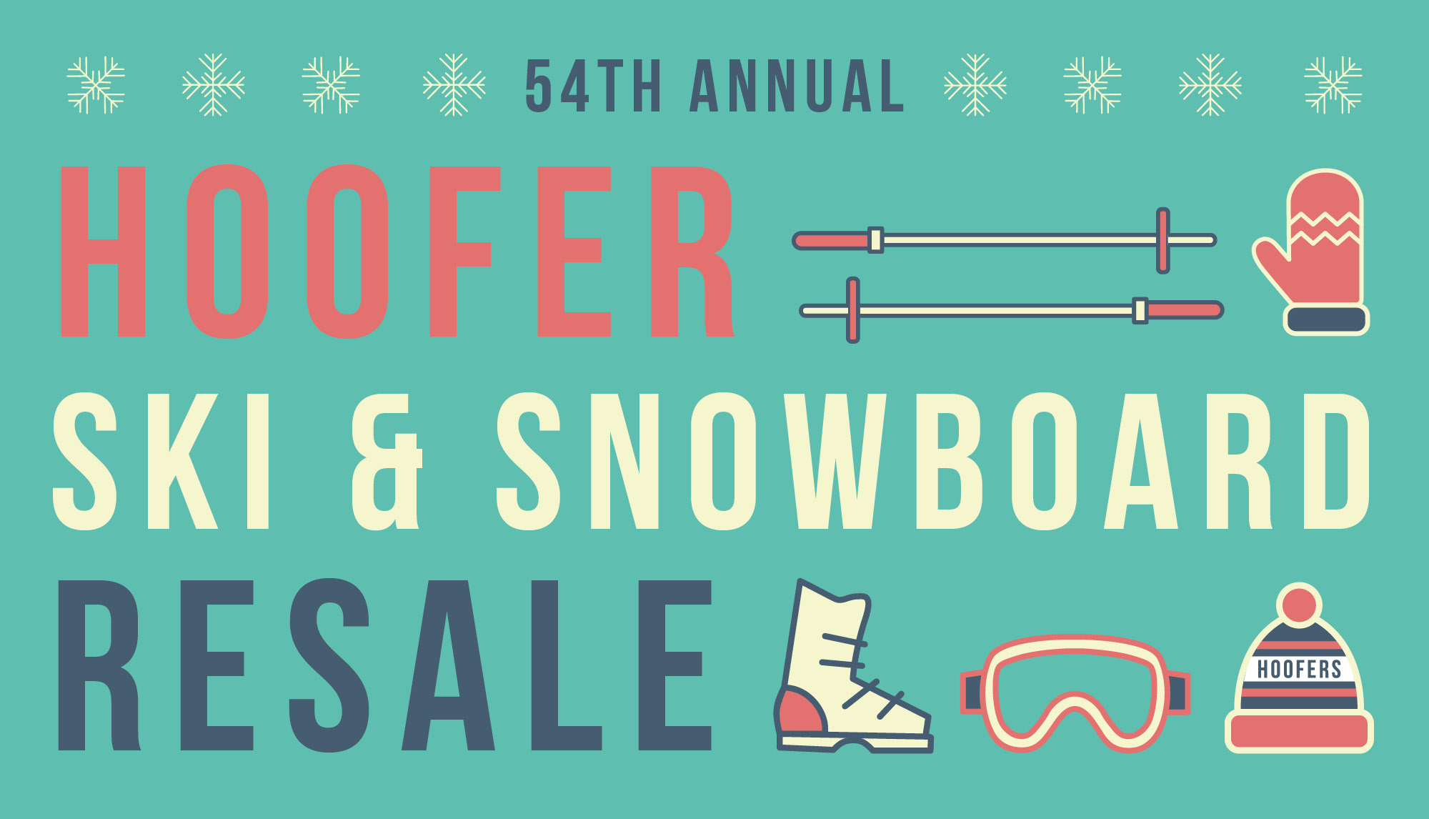 Hoofer Ski & Snowboard Resale Slider Image