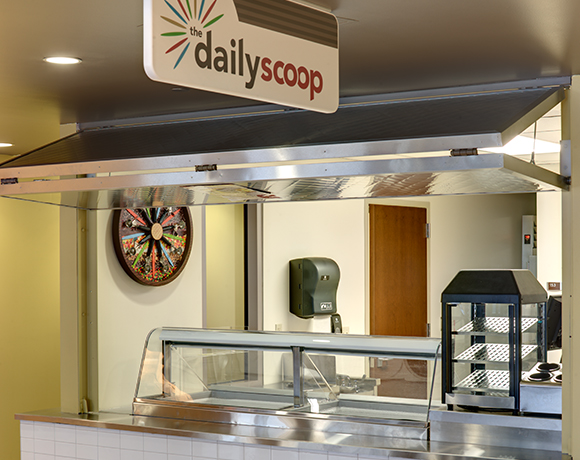 Daily Scoop at Union South Slider Image