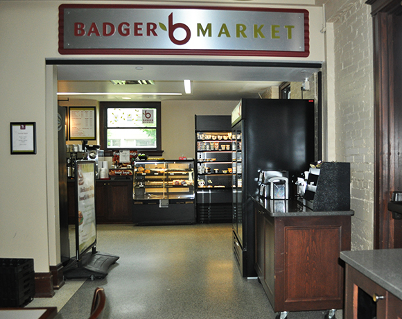 Badger Market at Biochemistry Slider Image
