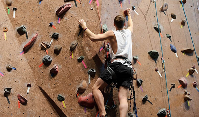Visit The Sett Climbing  Slider Image