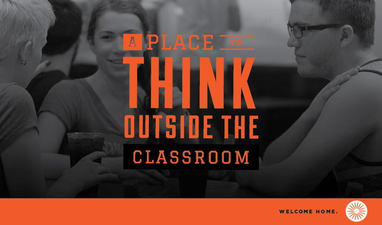 Think Outside Classroom Slider Image