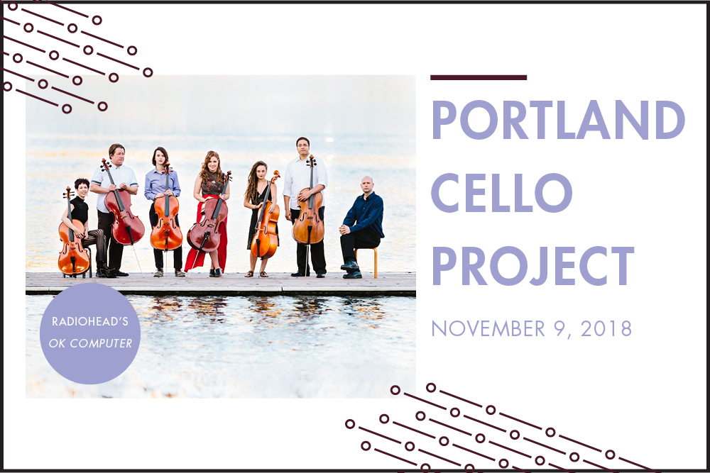 Portland Cello Project Slider Image