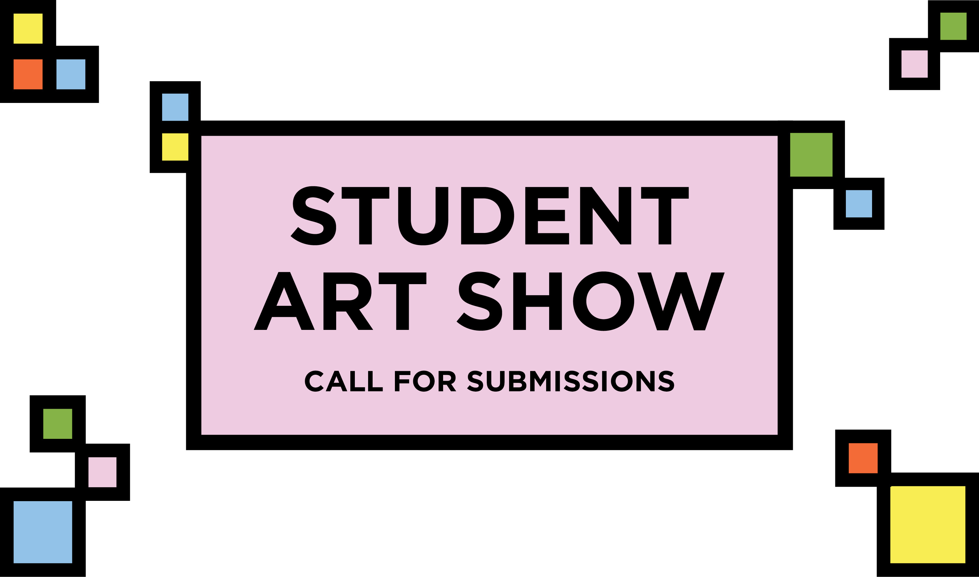 Student Art Show Call for Submission  Slider Image