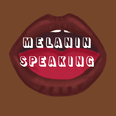 Melanin Speaking Logo