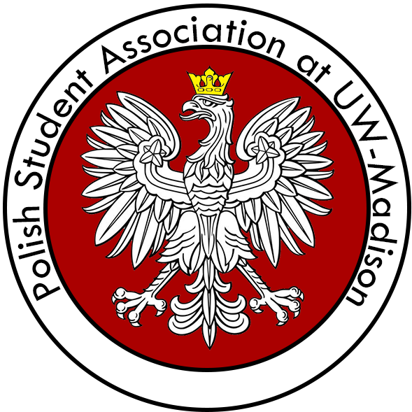 UW-Madison Polish Students Association Logo